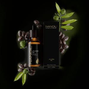 Das beste Jojobaöl von Nanoil zur Haut- und Haarpflege